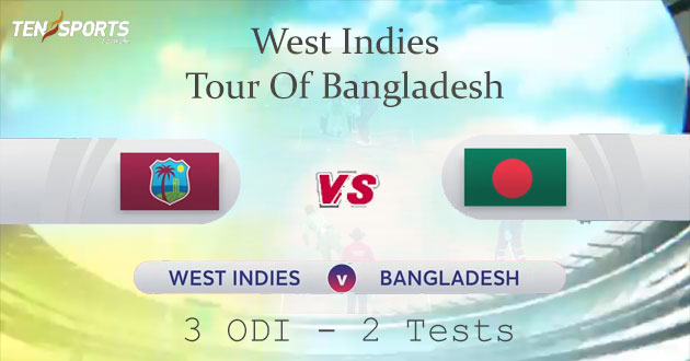 West Indies Tour of Bangladesh 2021: Fixtures, Players & Squad